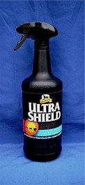Absorbine Ultra Shield Black original Insektenmittel 946ml Pferdestallspray-31