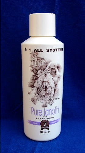 1all systems pure lanolin plus skin hair emollients. Black Bedroom Furniture Sets. Home Design Ideas