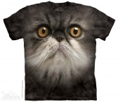 The Mountain Furry Face Shirt Katzen T Shirt Baumwoll T Shirt Geschenkidee Cat Shirt-20