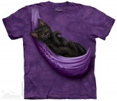 The Mountain Cats Cradle Shirt Katzen T Shirt Baumwoll T Shirt Geschenkidee Cat Shirt-20